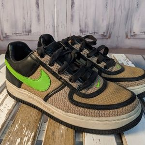 Nike Air sneakers mens shoes 7 314770-031 one low